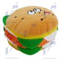Plyšový hračka - Hamburger 11 cm