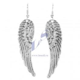 """Visací náušnice """"andělská křídla"""""""