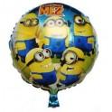 Balónek Já padouch - Mimoni 46x46cm